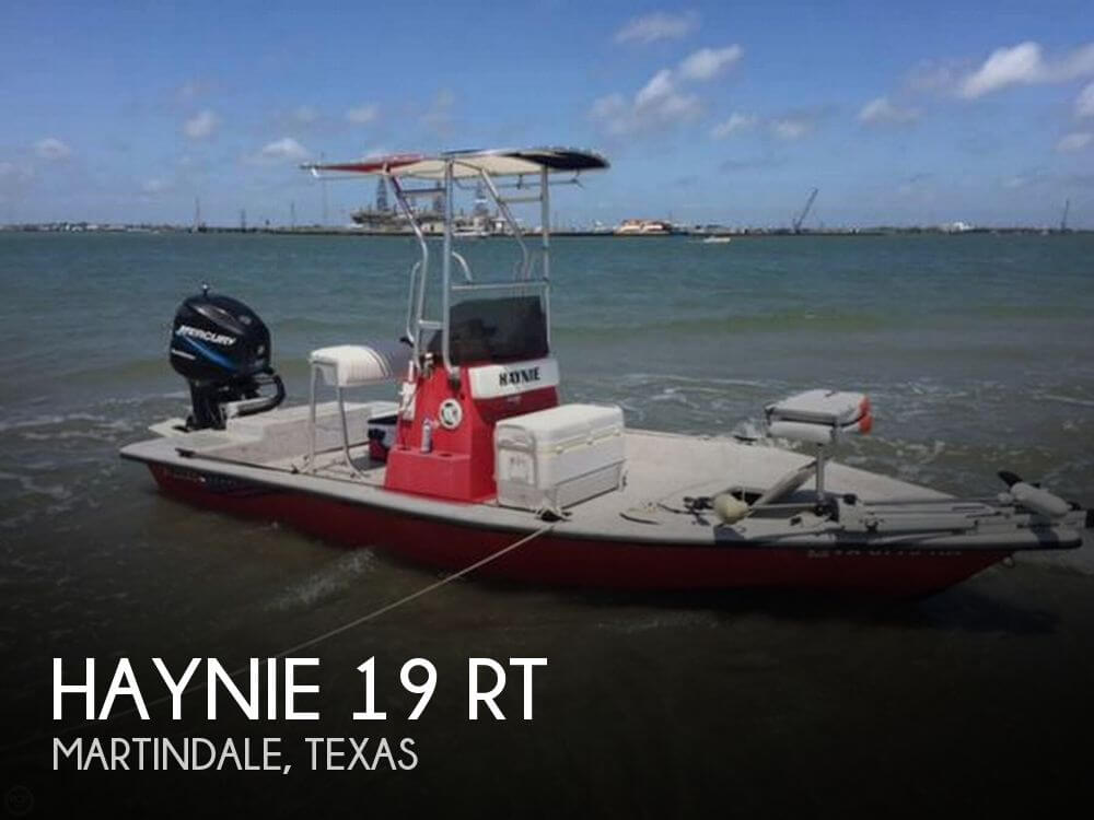 Used Haynie Boats For Sale by owner | 2004 Haynie 19