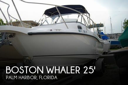 Used Boston Whaler Boats For Sale in Florida by owner | 2006 Boston Whaler 235 Conquest