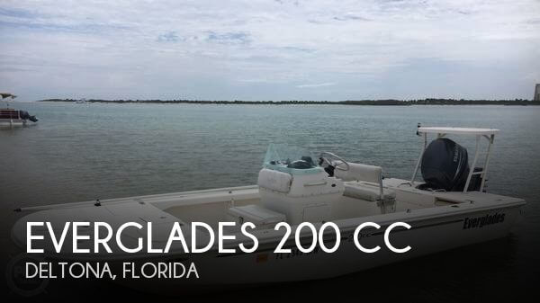 Used Everglades Boats For Sale by owner   2004 Everglades 20