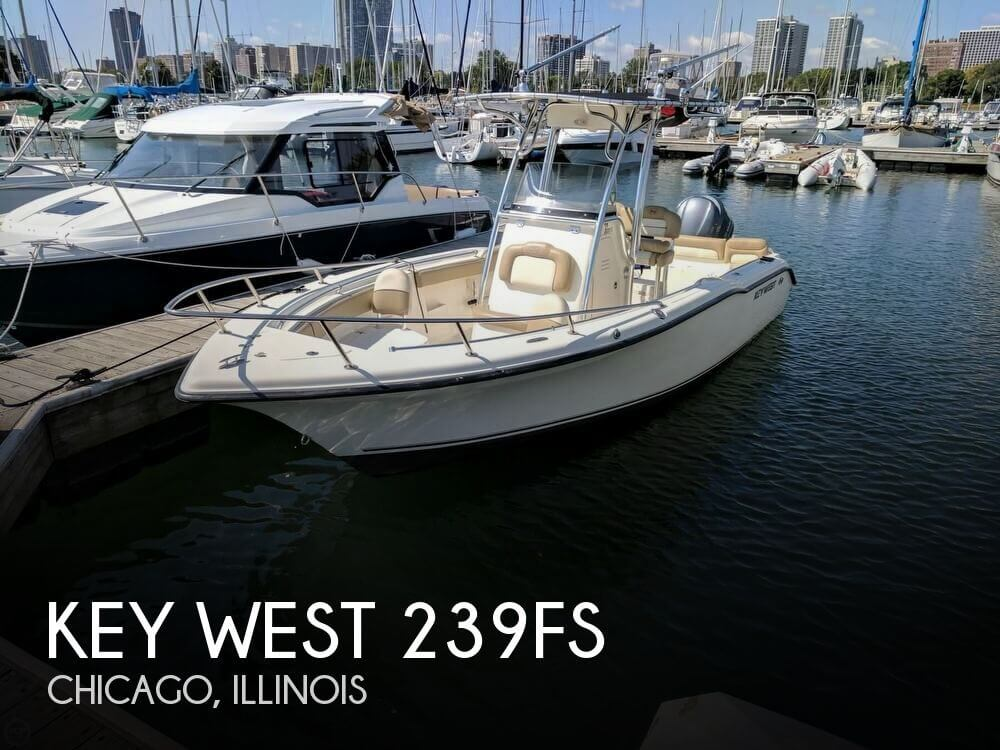Used Key West Boats For Sale by owner | 2014 Key West 239FS