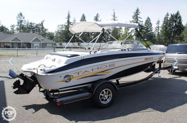 2006 TRACKER BOATS 20 for sale