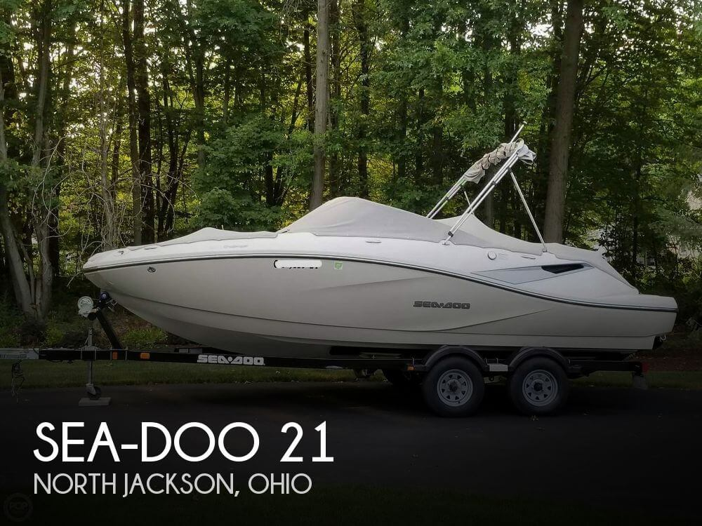 Used Ski Boats For Sale in Ohio by owner | 2010 Sea-Doo 21