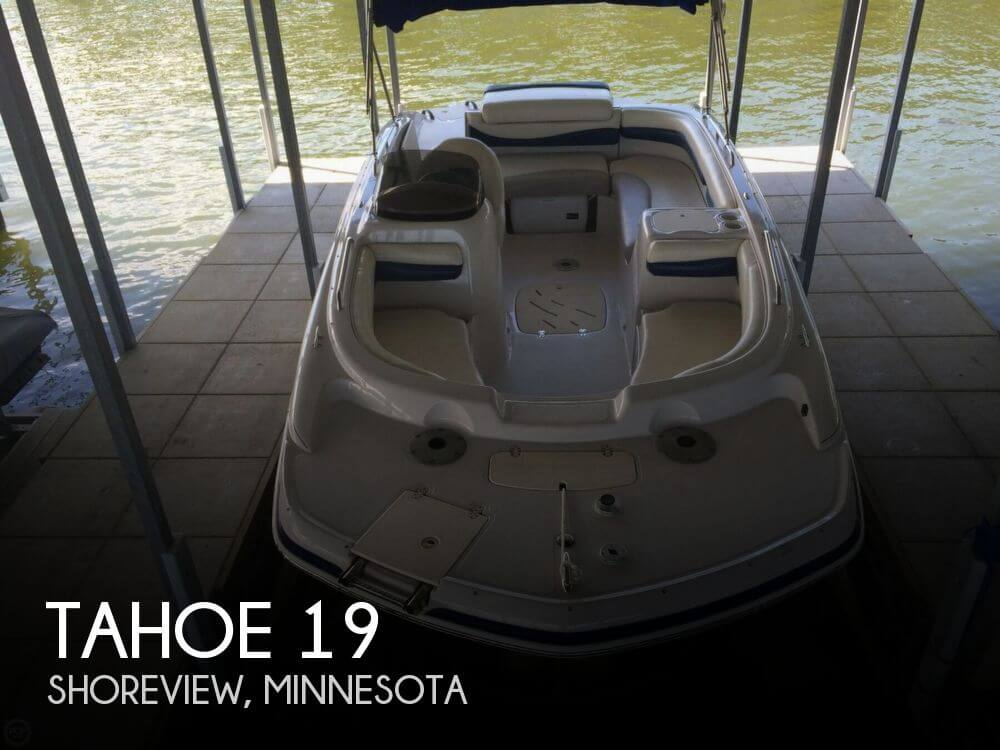Used Tahoe Deck Boats For Sale by owner | 2008 Tahoe 19