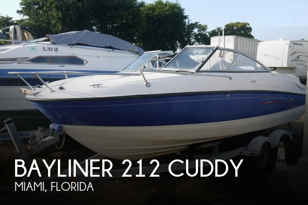 Used 21 Boats For Sale by owner   2006 Bayliner 21