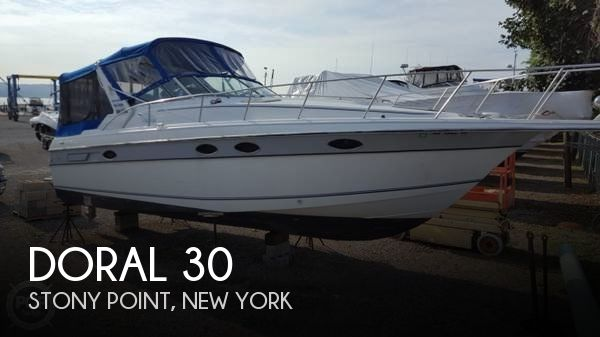 Used Doral Boats For Sale by owner | 1990 Doral 30