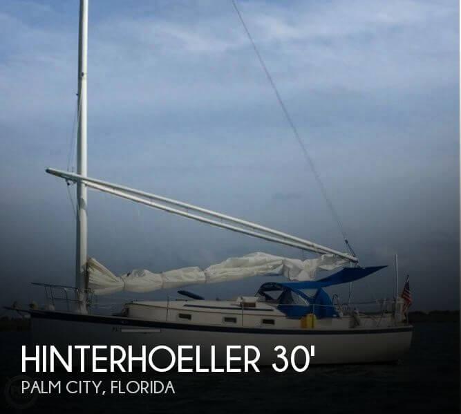 Used Hinterhoeller Boats For Sale by owner   1980 Hinterhoeller 30