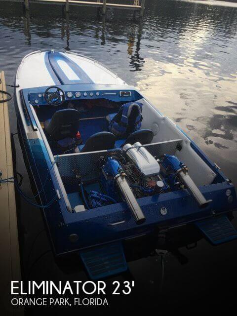 Used ELIMINATOR Boats For Sale by owner | 1989 Eliminator 23
