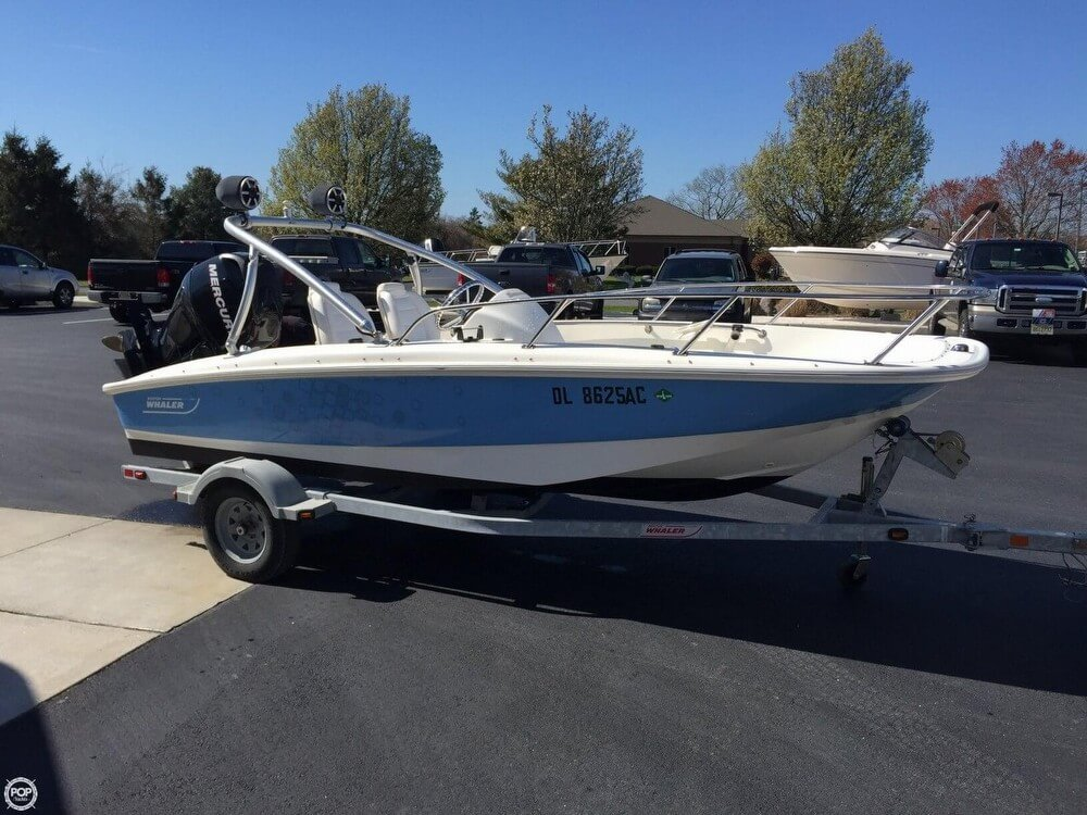2010 BOSTON WHALER 15 for sale