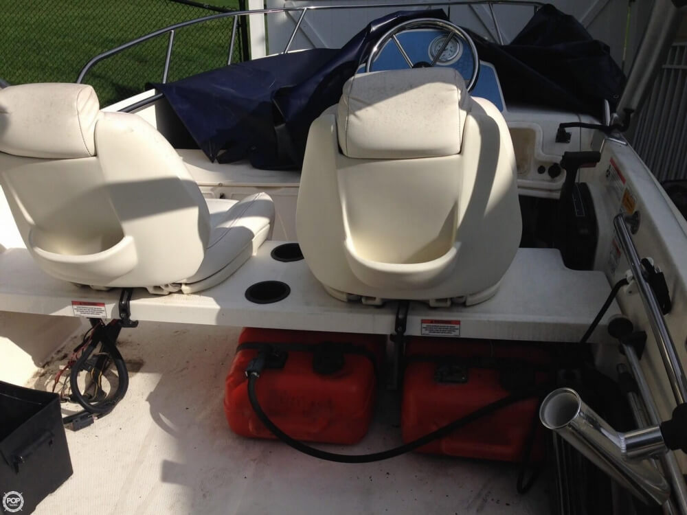 2010 Boston Whaler boat for sale, model of the boat is 150 SS & Image # 2 of 41