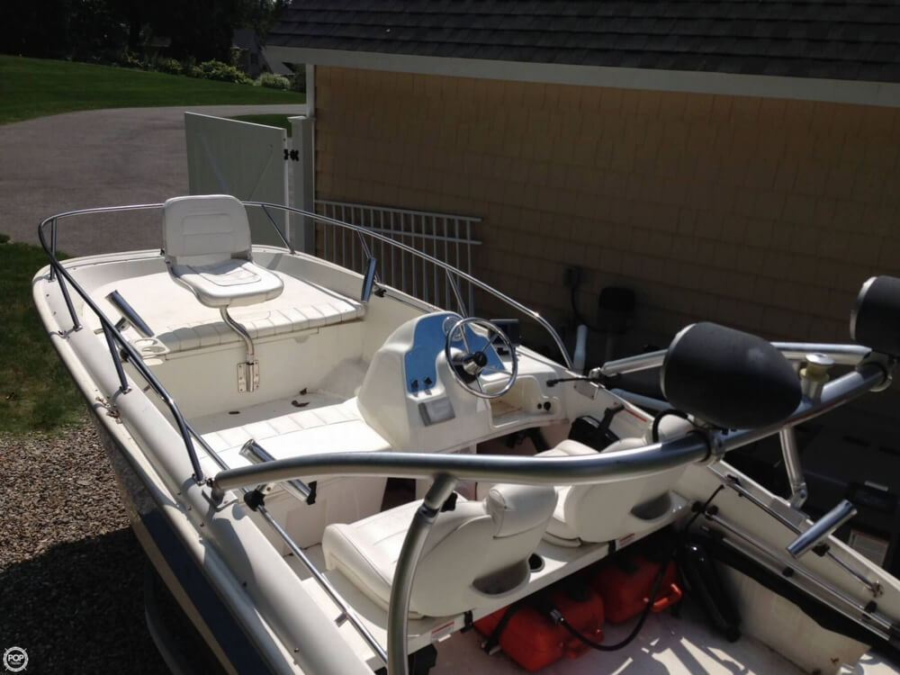 2010 Boston Whaler boat for sale, model of the boat is 150 SS & Image # 7 of 41