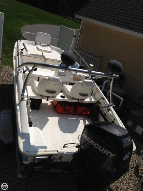 2010 Boston Whaler boat for sale, model of the boat is 150 SS & Image # 8 of 41