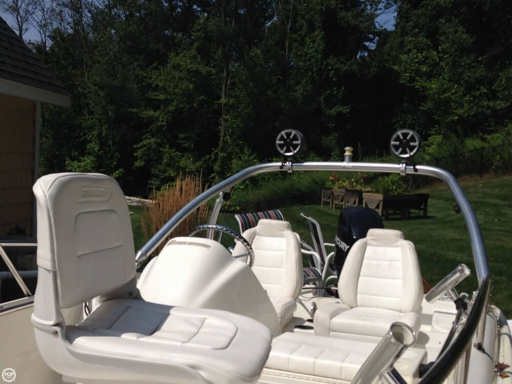 2010 Boston Whaler boat for sale, model of the boat is 150 SS & Image # 9 of 41