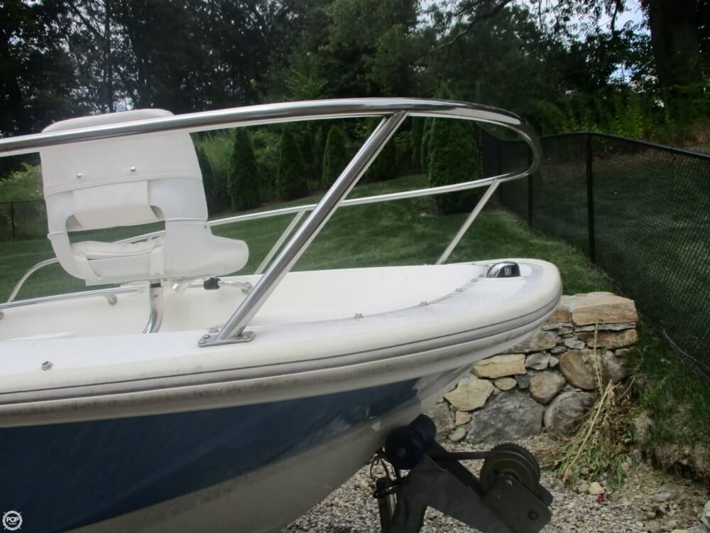 2010 Boston Whaler boat for sale, model of the boat is 150 SS & Image # 11 of 41