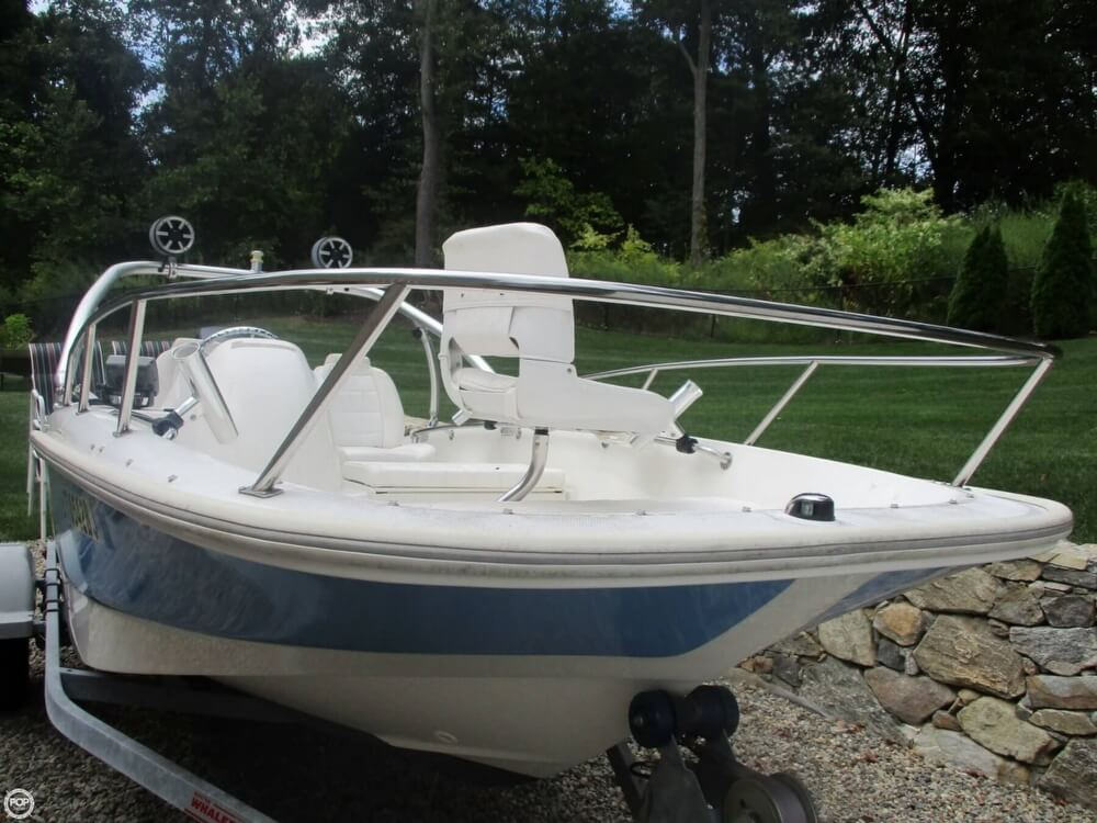 2010 Boston Whaler boat for sale, model of the boat is 150 SS & Image # 12 of 41