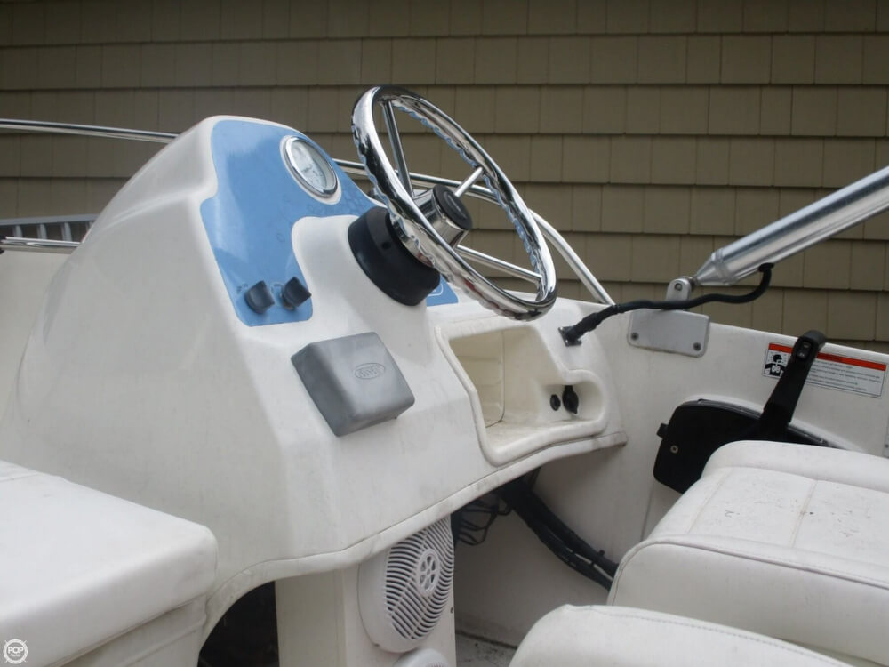 2010 Boston Whaler boat for sale, model of the boat is 150 SS & Image # 17 of 41