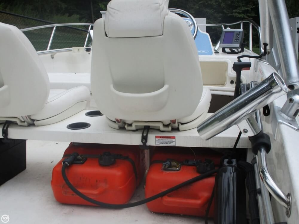 2010 Boston Whaler boat for sale, model of the boat is 150 SS & Image # 23 of 41