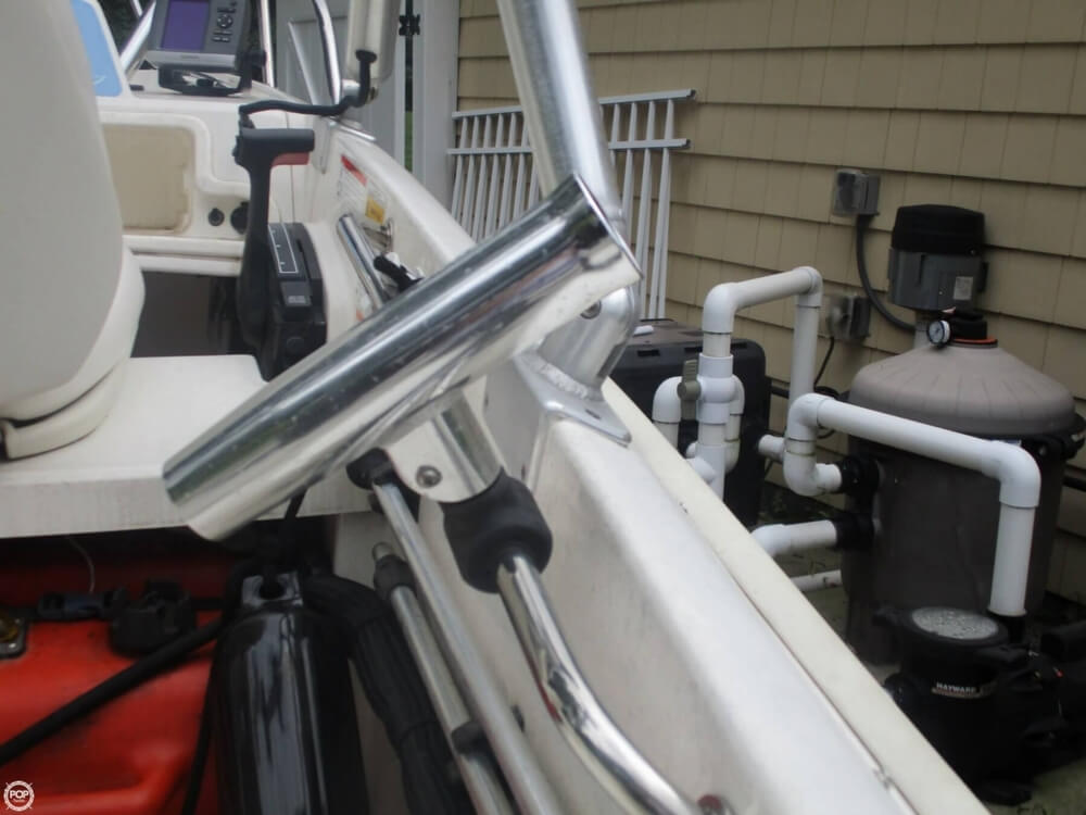 2010 Boston Whaler boat for sale, model of the boat is 150 SS & Image # 27 of 41