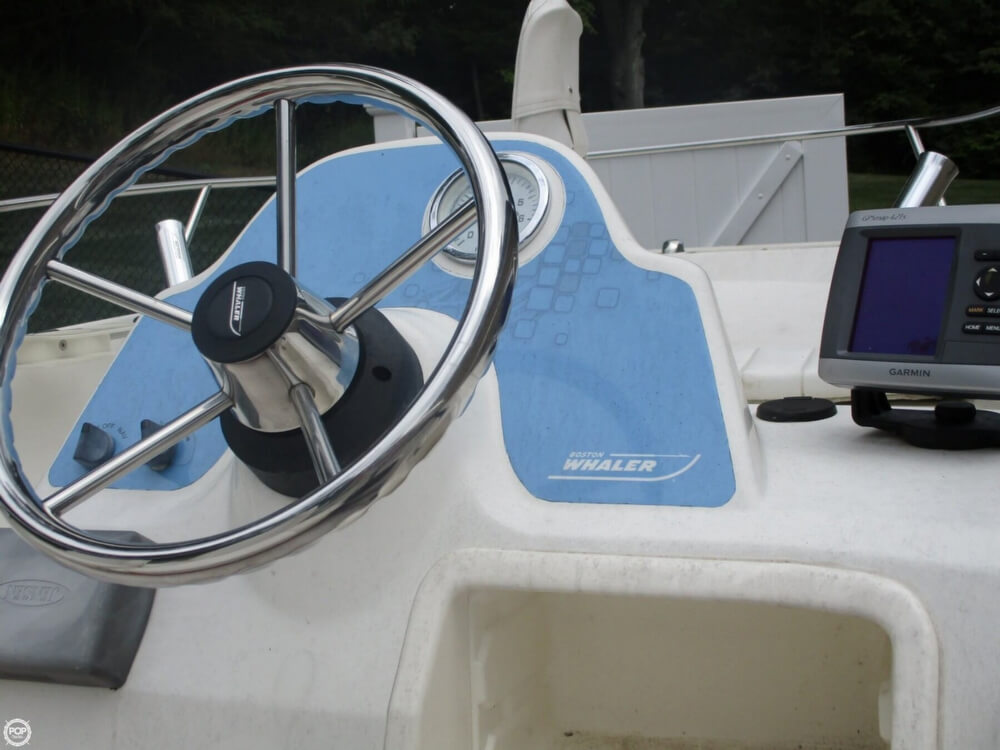 2010 Boston Whaler boat for sale, model of the boat is 150 SS & Image # 28 of 41