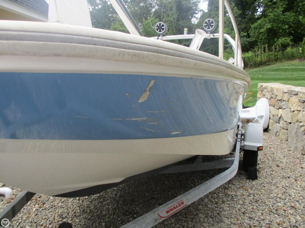 2010 Boston Whaler boat for sale, model of the boat is 150 SS & Image # 33 of 41
