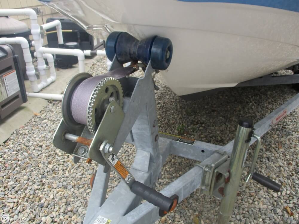 2010 Boston Whaler boat for sale, model of the boat is 150 SS & Image # 34 of 41