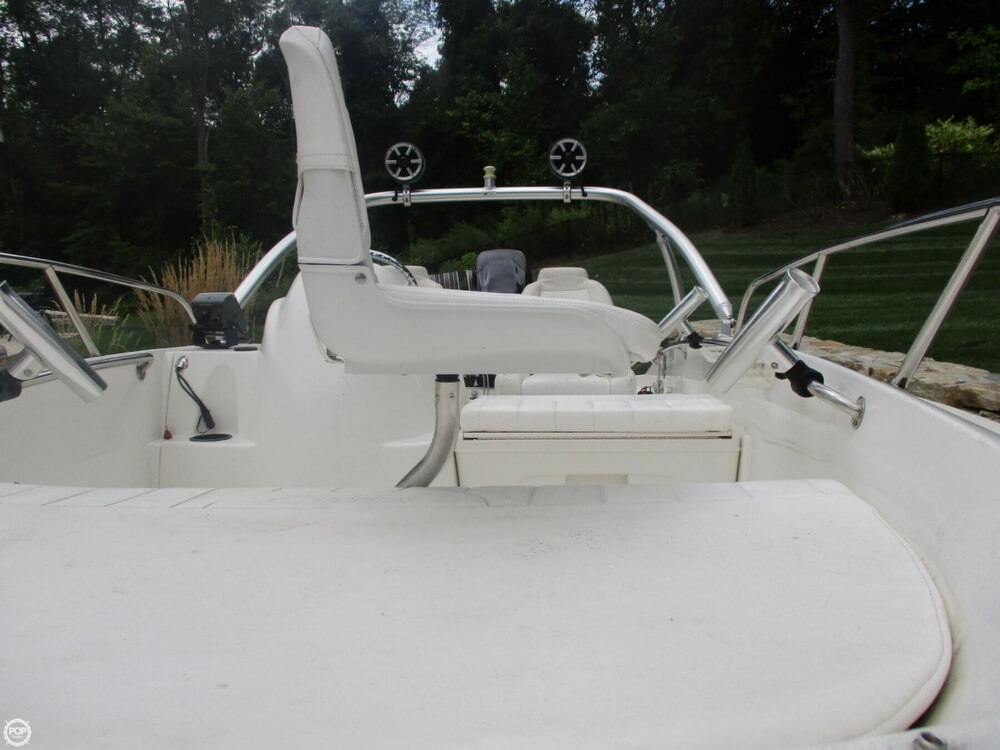 2010 Boston Whaler boat for sale, model of the boat is 150 SS & Image # 35 of 41