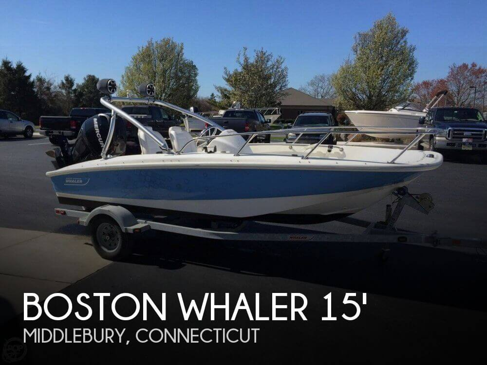 2010 BOSTON WHALER 150 SS for sale