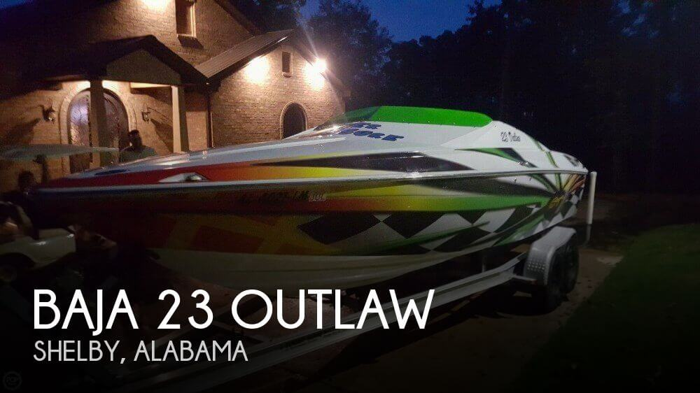 Used Boats For Sale in Montgomery, Alabama by owner | 2006 Baja 23