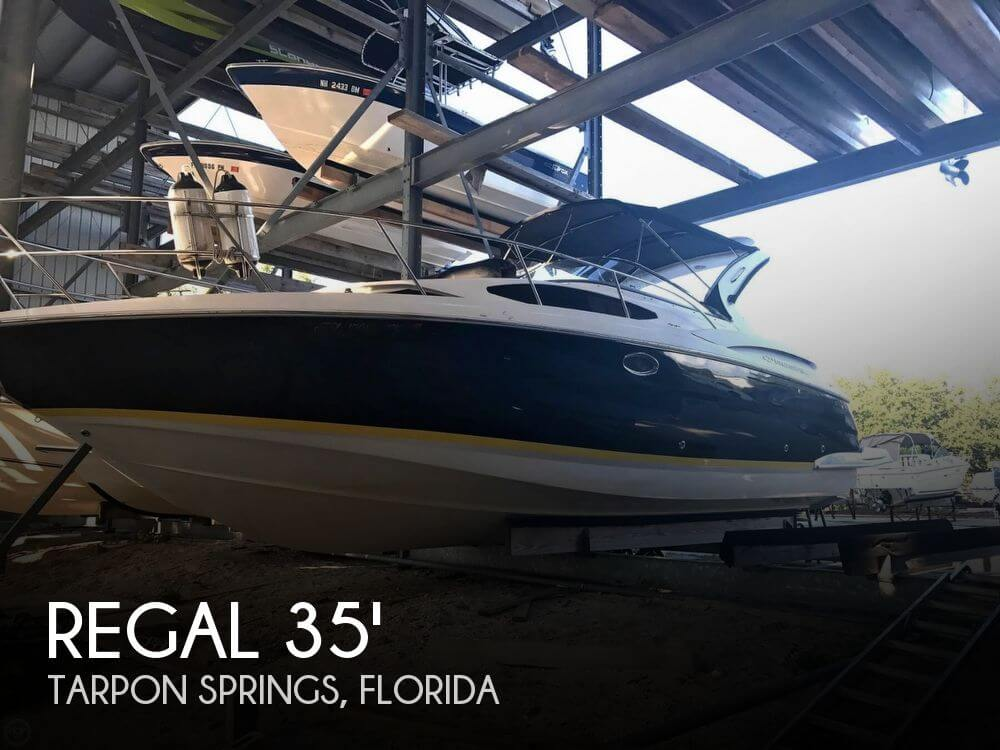 Used Regal Boats For Sale in Florida by owner | 2005 Regal 35