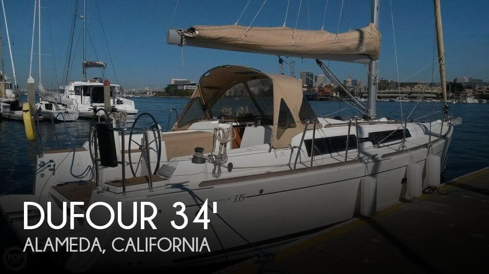 Used Boats For Sale in Sacramento, California by owner | 2013 Dufour 33