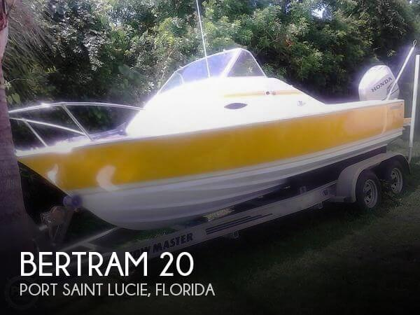 Used Power boats For Sale by owner | 1968 Bertram 20