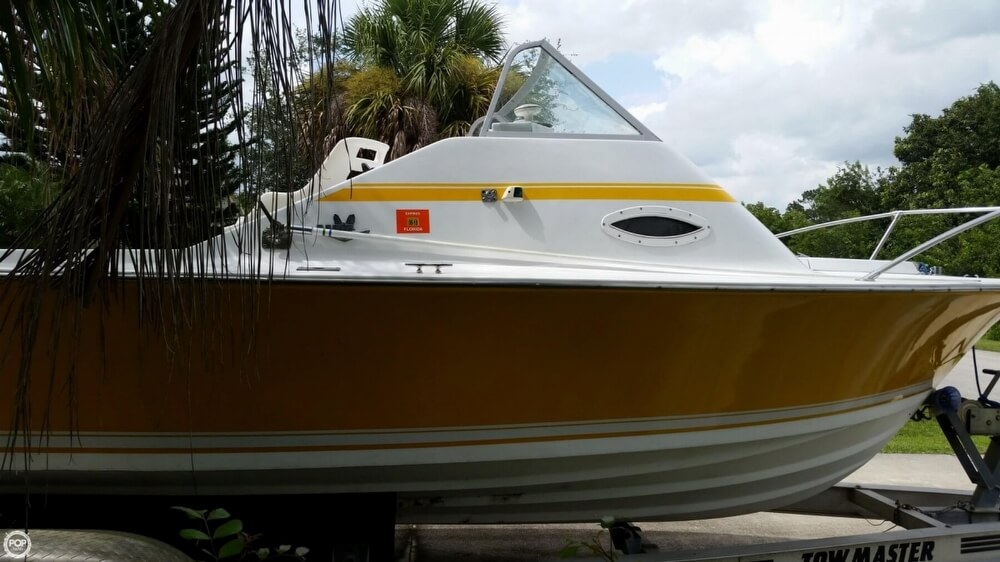 1968 Bertram boat for sale, model of the boat is 20 Bahia Mar & Image # 3 of 40
