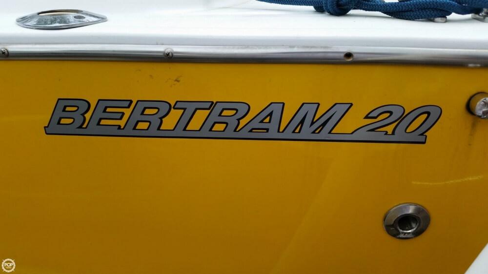 1968 Bertram boat for sale, model of the boat is 20 Bahia Mar & Image # 34 of 40
