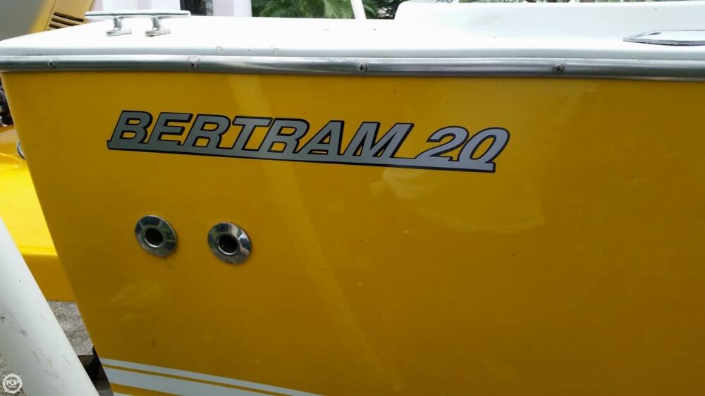 1968 Bertram boat for sale, model of the boat is 20 Bahia Mar & Image # 35 of 40