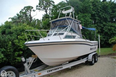 Grady-White Seafarer 226, 22', for sale - $16,950