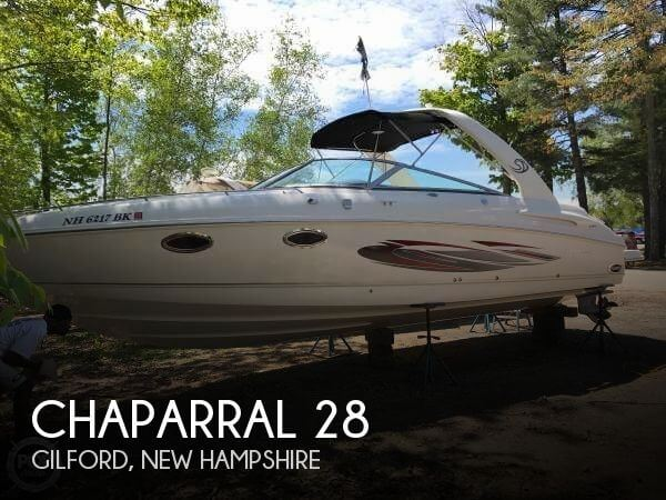 Used Chaparral 28 Boats For Sale by owner | 2005 Chaparral 28
