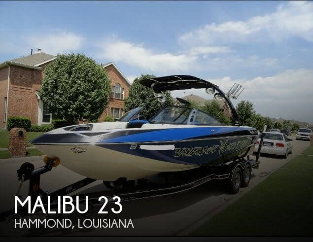 Used Boats For Sale in Baton Rouge, Louisiana by owner | 2009 Malibu 23