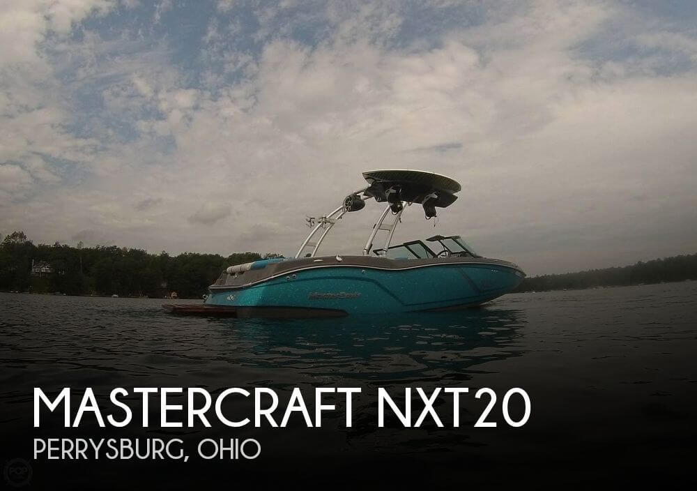Used Ski Boats For Sale in Ohio by owner | 2015 Mastercraft 20