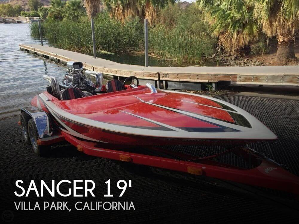 Used SANGER Boats For Sale by owner | 1972 Sanger 18