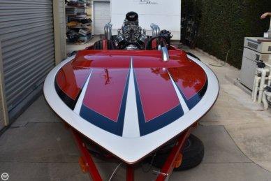 Sanger Bubble Deck Flat Bottom 19, 18', for sale - $22,500