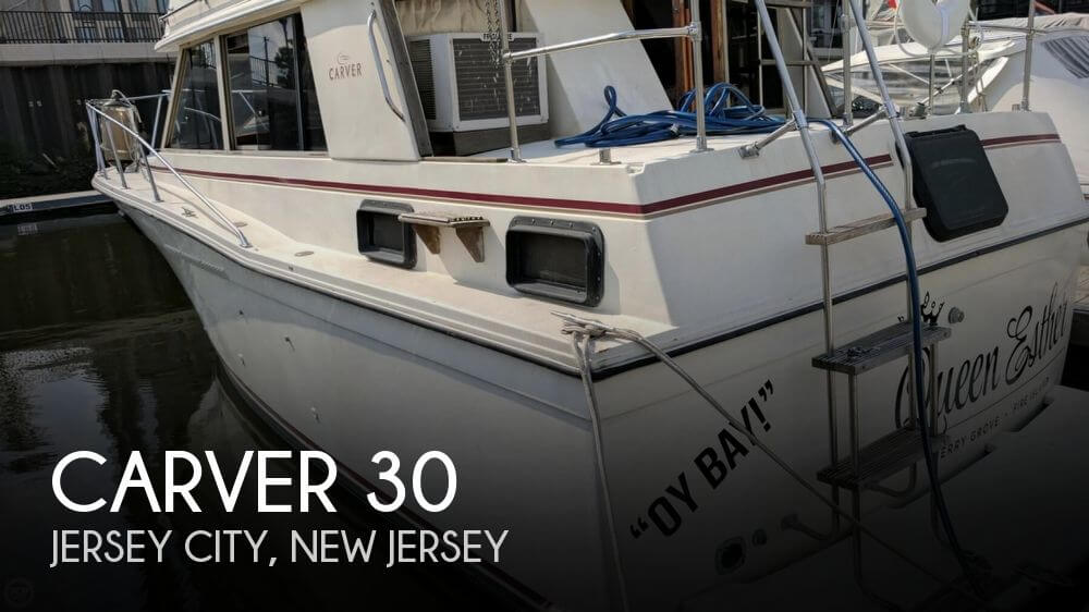Used Carver 30 Boats For Sale by owner | 1981 Carver 30