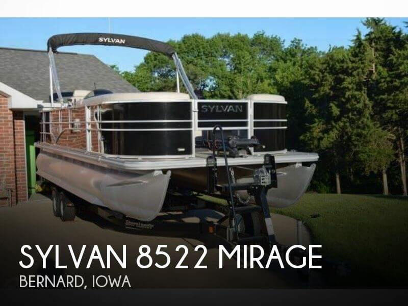 Used Boats For Sale in Cedar Rapids, Iowa by owner | 2016 Sylvan 22