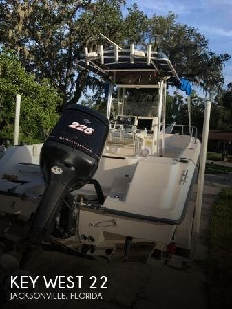Used Key West Boats For Sale by owner | 2003 Key West 22