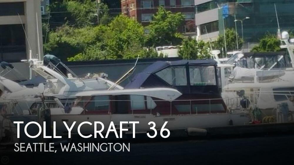 Used Tollycraft Boats For Sale by owner | 1964 Tollycraft 36