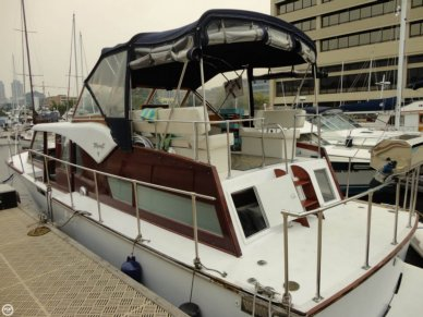 Tollycraft 36 Mariner, 36', for sale - $37,000