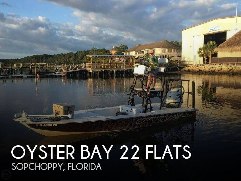 Used Boats For Sale in Tallahassee, Florida by owner   2011 Oyster Bay 21