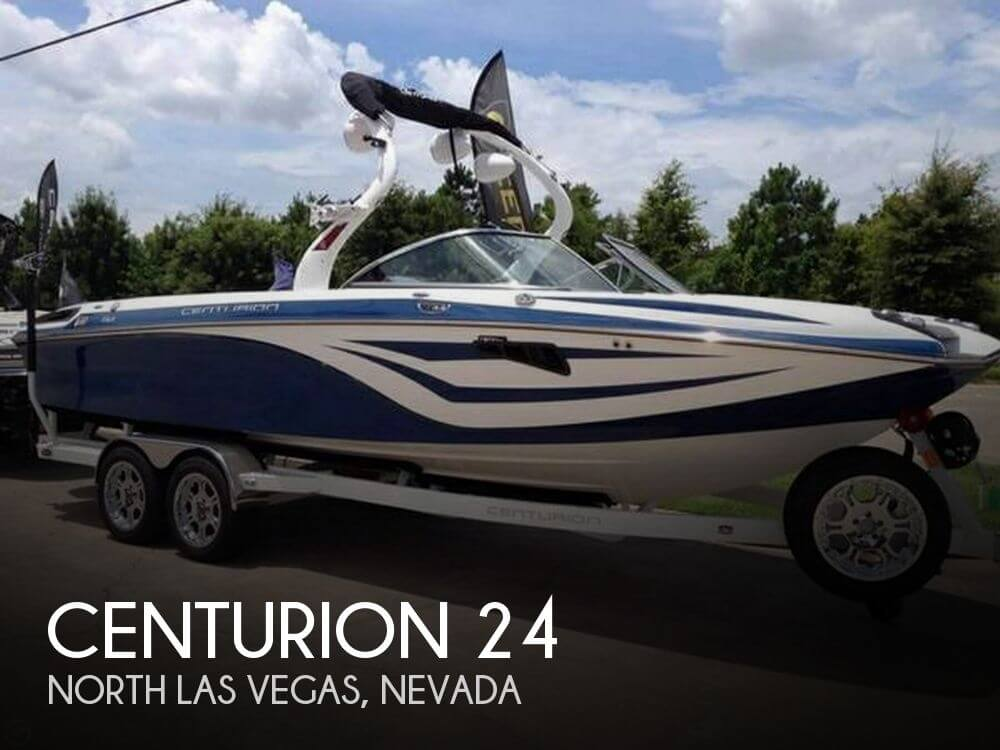 Used Boats For Sale in Nevada by owner | 2014 Centurion 24