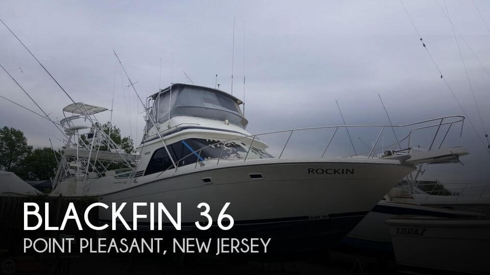 Used Blackfin Boats For Sale by owner | 1987 Blackfin 36