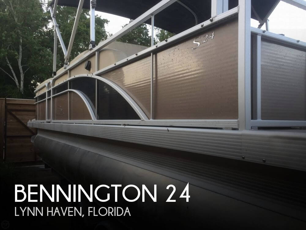 Used Bennington Pontoon Boats For Sale by owner | 2014 Bennington 24