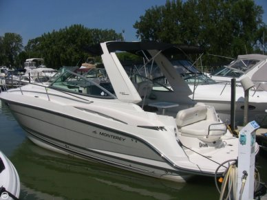 Monterey 290 Sport Cruiser, 32', for sale - $77,800