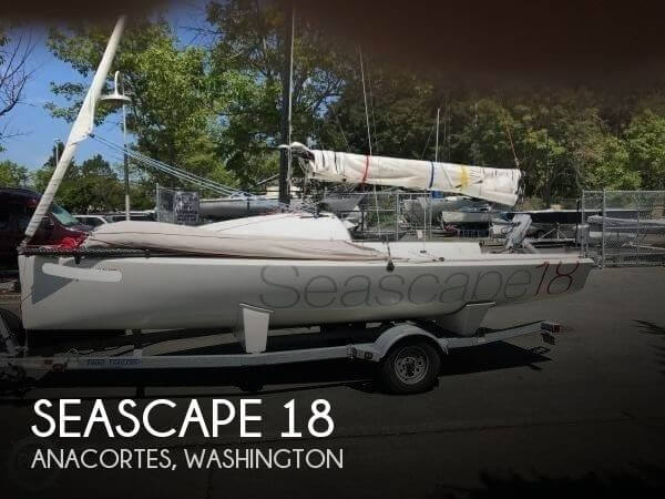 Used Sailboats For Sale in Washington by owner | 2015 Seascape 18